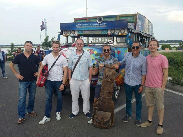 The Windwalkers in Barranquilla